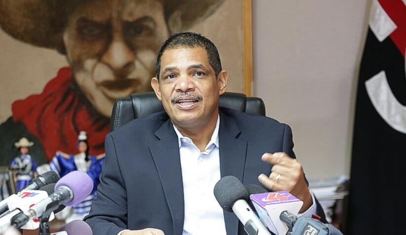 Ministro de Hacienda y Crédito Público, Iván Acosta. Foto: Cortesía