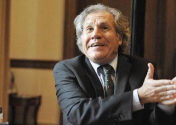 Luis Almagro se solidariza con médicos nicaragüenses que demandan al régimen medidas para enfrentar el COVID-19
