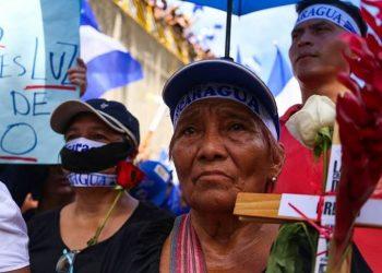 Organismos internacionales le recuerdan al régimen que siguen esperando justicia por la masacre del 30 de mayo de 2018. Foto: Nayira Valenzuela