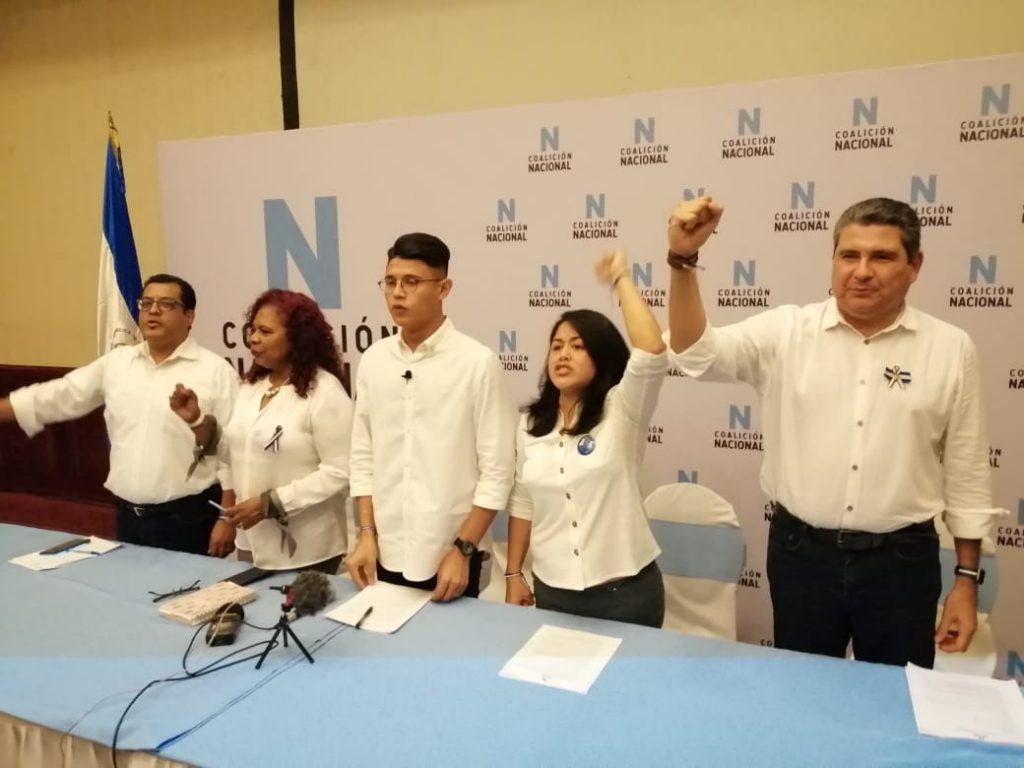 38 organizaciones nicaragüenses en el exilio exigen a la oposición que sus «rencillas» no socaven el proceso de unidad