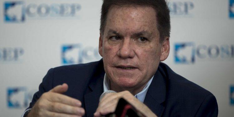 José Adán Aguerri, presidente del Consejo Superior de la Empresa Privada (Cosep). Foto: Cortesía