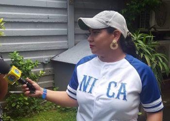 Josseling Rojas, periodista de Canal 10