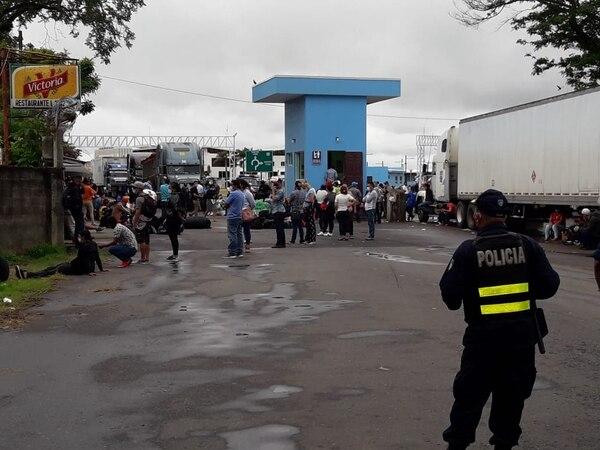 CIDH le advierte al régimen de Nicaragua que está al pendiente de la situación de los nicaragüenses varados