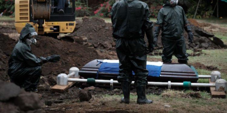 Observatorio Ciudadano registra cerca de 2,000 muertos por COVID-19 en Nicaragua. Foto: Carlos Herrera