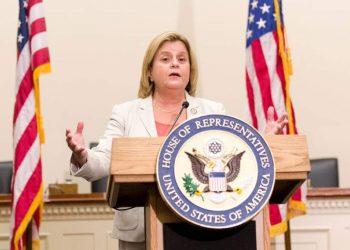 Ileana Ros-Lehtinen, excongresista de Estados Unidos