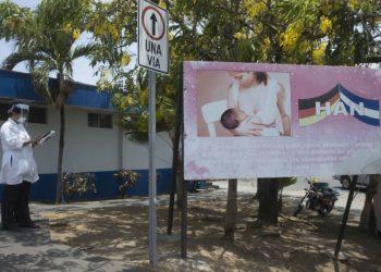 Régimen orteguista emprende campaña de desprestigio contra médicos que denuncian su negligencia frente al COVID-19. Foto: La Prensa