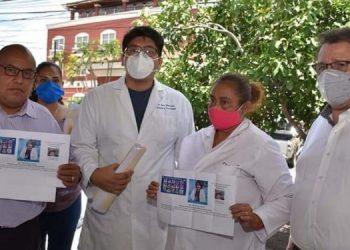 Asociaciones médicas califican de «inaudita e irresponsable» la acusación de dos doctores orteguistas contra la AMN