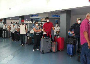 Embajada de EE.UU habilita el cuarto «vuelo inmediato» para que sus ciudadanos abandonen Nicaragua. Foto: VOA