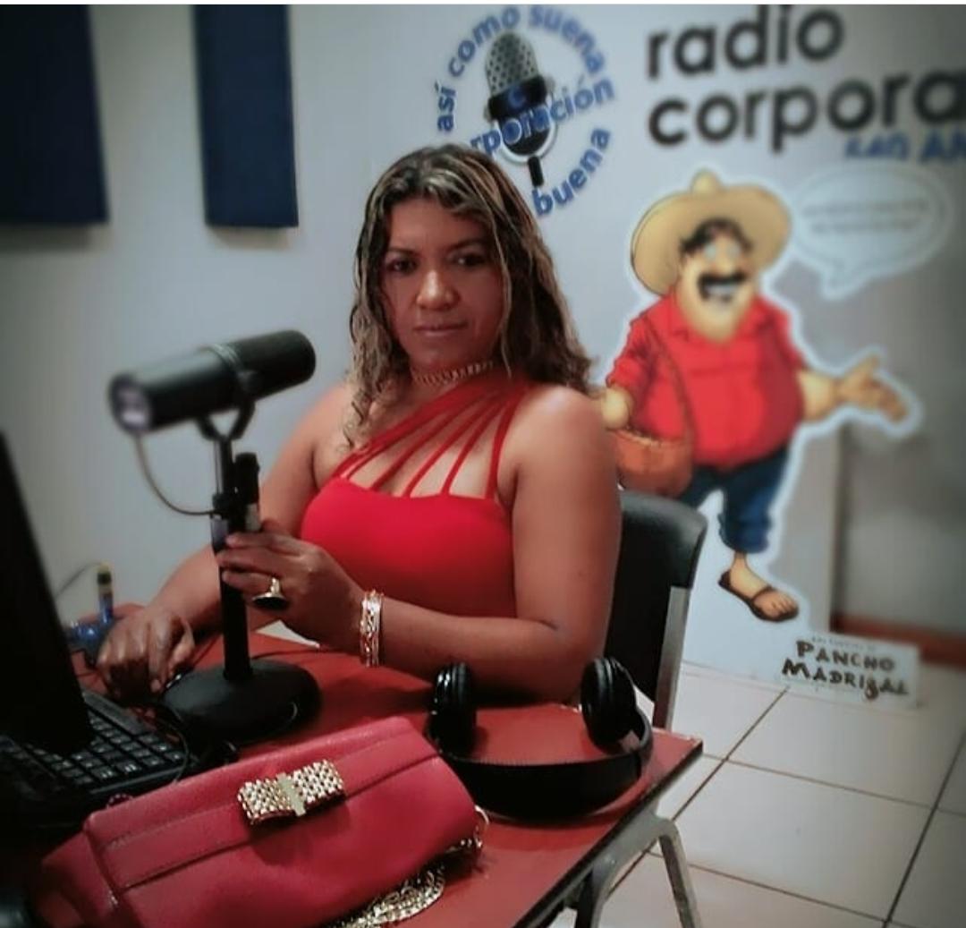 Marisol Balladares, de Radio Corporación