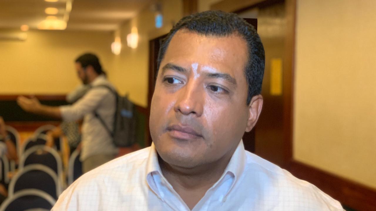 Félix Maradiaga, integrant del Consejo Político de la Unidad Nacional. Foto: Nicaragua Investiga