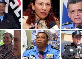 Suiza sanciona a seis funcionarios orteguistas por violadores de derechos humanos