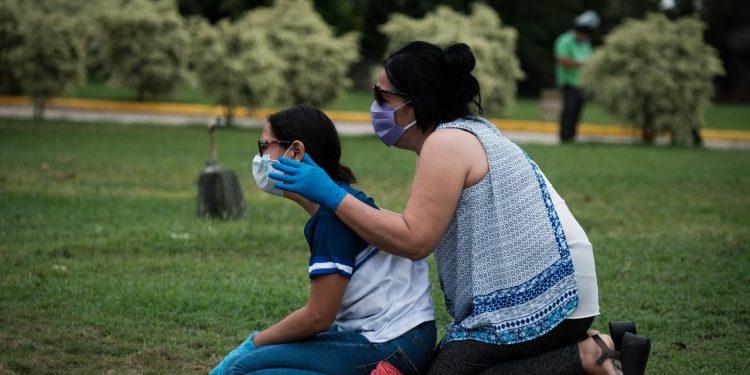 Nicaragua, entre los primeros países con mayor tasa de letalidad por COVID-19 en Centroamérica. Foto: Cortesía Carlos Herrera/DIVERGENTE