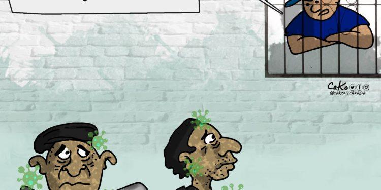 La Caricatura: Asedio en pandemia