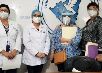 Nayib Bukele ofrece trabajo a médicos nicaragüenses para enfrentar el COVID-19, mientras el régimen de Ortega les «pasa factura». Foto: Artículo 66 / Geovanny Shiffman