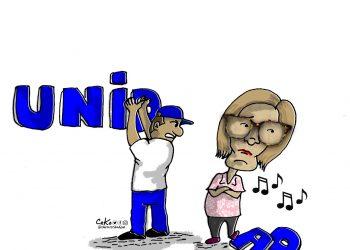 La Caricatura: La indiferencia también destruye la Unidad
