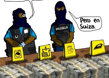 La Caricatura: Otro golpe al narcotráfico