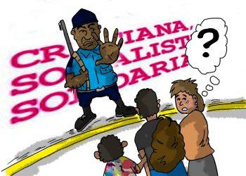 La Caricatura: La Nicaragua ni cristiana, ni solidaria