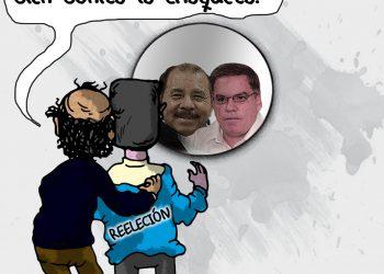 La Caricatura: El mal ejemplo de la reelección