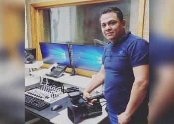 Periodista Winston Potosme supera el COVID-19 tras 16 días de batalla