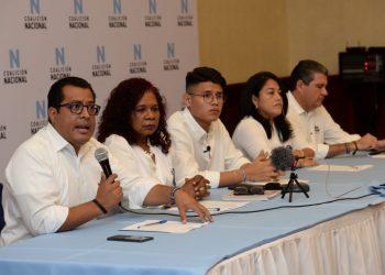 Coalición Nacional urge al secretario de la ONU para solucionar crisis sanitaria en Nicaragua. Foto: La Prensa