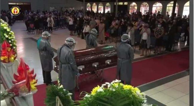 44 pastores evangélicos fallecidos en el contexto de la pandemia del COVID-19