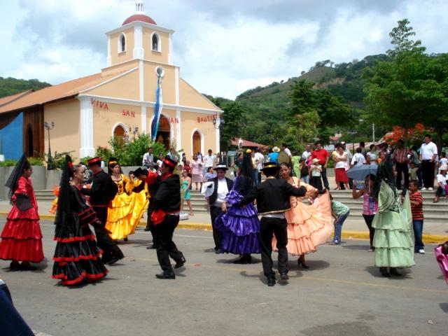 Fiestas patronales San Juan del Sur. Foto: Tomada de Internet