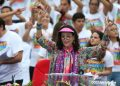 Rosario Murillo anuncia preparativos para celebrar su «julio victorioso» en plena pandemia