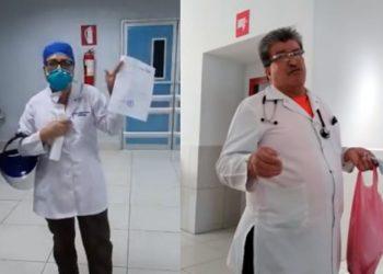 Coalición Nacional cree que despidos de médicos responden a «razones políticas»