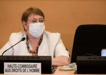 Bachelet denuncia ante la ONU que Nicaragua niega la realidad de la pandemia
