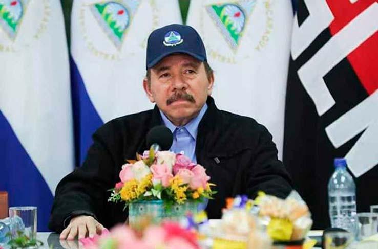 Daniel Ortega arremete contra el Gobierno de Estados Unidos y lo acusa de «ser experto en matar por asfixias» en medio de la pandemia del COVID-19