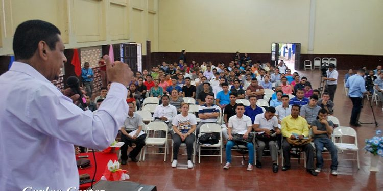 Delegado del Mined Managua amenaza a maestros a través de un audio