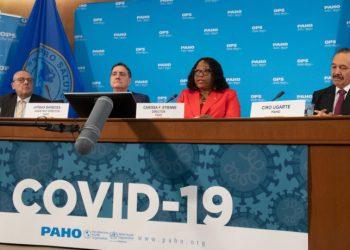 Cosep llama a la OPS a donar pruebas de COVID-19 para los nicaragüenses varados en Peñas Blancas