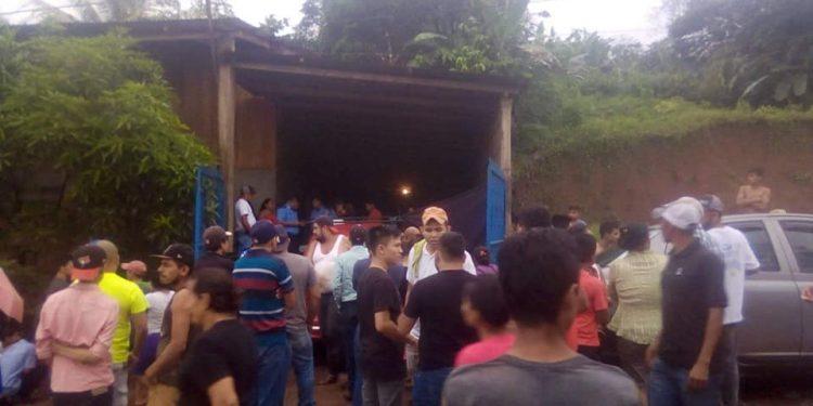 Asesinan a tiros a un militantes del FSLN en Waslala. Foto: Tomada de Facebook.