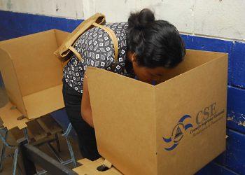 OEA lanza guía que los gobiernos pueden adoptar para organizar elecciones en tiempos de COVI-19. Foto: La Prensa