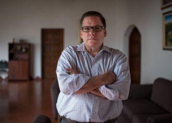 José Adán Aguerri no confirma si apostará a su reelección, pero advierte que «nunca» abandonará el Cosep. Foto: Carlos Herrera