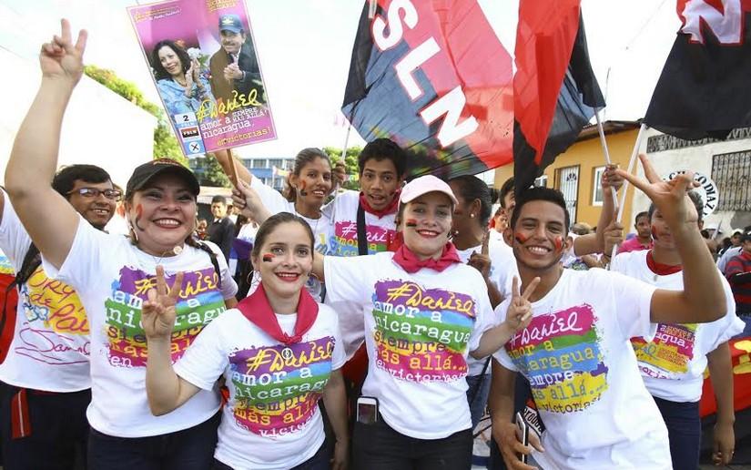Régimen manda a la JS a celebrar su «julio victorioso» en plena pandemia. Foto: Cortesía