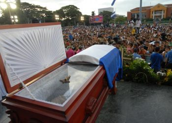 Hija del boxeador Alexis Argüello: A mi padre lo mataron «por órdenes del gobierno terrorista de Daniel Ortega». Foto: La Prensa
