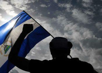 Kevin Sullivan: Los nicaragüenses aman su «azul y blanco». Foto: Cortesía