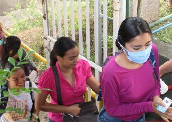 UNAN anuncia inicio de clases «por encuentro» en plena pandemia del COVID-19. Foto: Cortesía