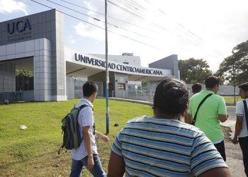 UCA iniciará clases semipresenciales ante el temor de los estudiantes por el contagio del COVID-19. Foto: END