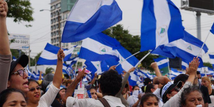 Marcha del Día del Estudiante en 2018. Foto: Artículo 66