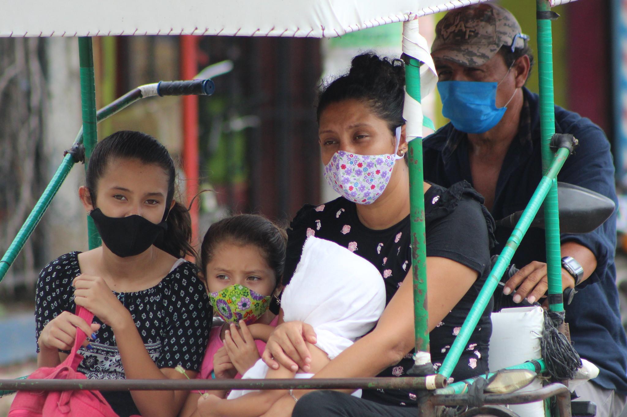 OPS asegura que Nicaragua está haciendo un llamado para reducir las celebraciones públicas en el pías. Foto: Artículo 66