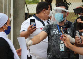 Más de 50 violaciones a la libertad de prensa en Nicaragua en solo tres meses. Foto: Álvaro Navarro/Artículo 66