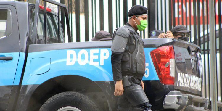 Dictadura de Nicaragua no cesa represión contra opositores y excarcelados políticos. Foto: Artículo 66