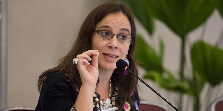 CIDH elije a Antonia Urrejola como su nueva presidenta. Foto: Cortesía