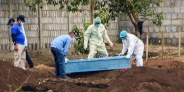 Managua y Matagalpa, los departamentos más golpeados por COVID-19. Foto: AFP / Isidro Hernández