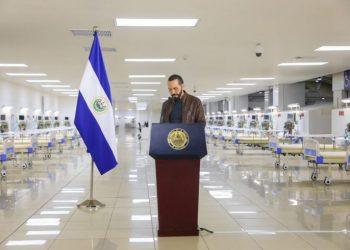 Nayib Bukele ofrece trabajo a médicos nicaragüenses para enfrentar el COVID-19, mientras el régimen de Ortega les «pasa factura»
