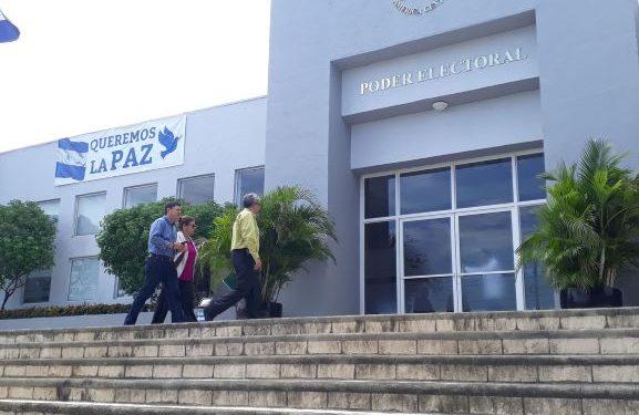 CSE extiende plazo para que los partidos políticos soliciten personería jurídica