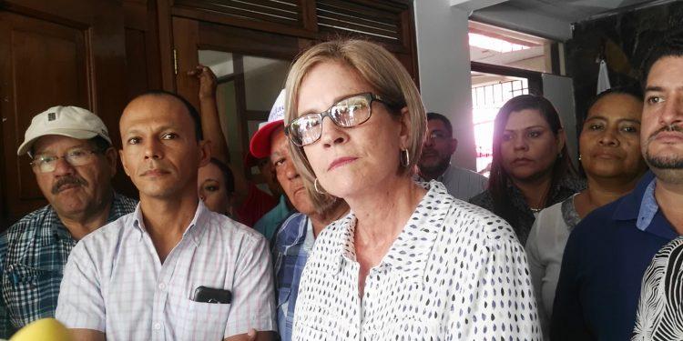 Kitty Monterrey critica a la Coalición y asegura que «no puede ser que los causantes de los problemas de Nicaragua» aspiren a ser los guías