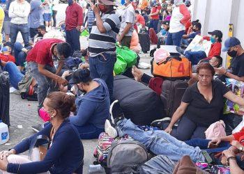 Costa Rica exigirá a los nicaragüenses prueba del COVID-19 para que puedan salir de ese país
